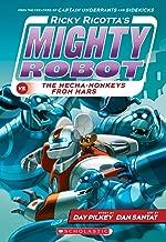 ricky ricotta من Mighty Robot vs. mecha-monkeys كتاب من Mars (4)