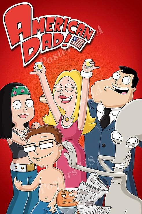 American dad x rated cartoon
