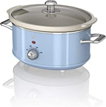 Swan SF17021BLN 3.5L Slow Cooker Blue