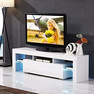 Best distressed white tv stand Reviews