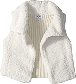 Faux Sherpa Vest (Toddler)