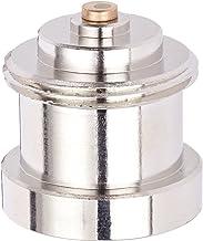 Eurotronic 700117 Pettinaroli Metalladapter für elektronische Heizkörperthermostate, Metall