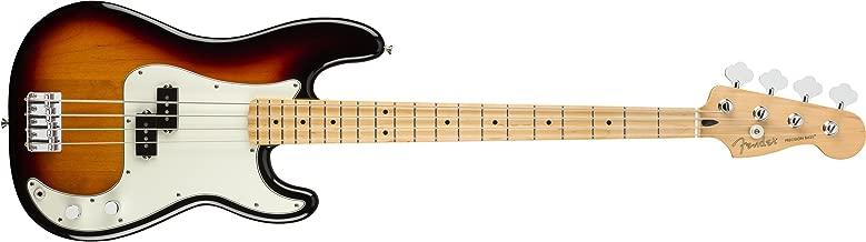 Fender Player Precision Electric Bass Guitar - Maple Fingerboard - 3 Color Sunburst