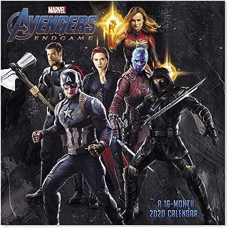2020 Marvel Avengers: Endgame Wall Calendar (DDW2812820)