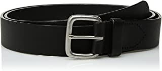 Circa Leathergoods Men's Textured Leather Belt