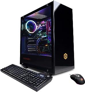 CyberPowerPC Gamer Xtreme VR Gaming PC, Liquid Cool Intel Core i9-10850K 3.6GHz, 16GB DDR4, GeForce RTX 2070 Super 8GB, 1T...