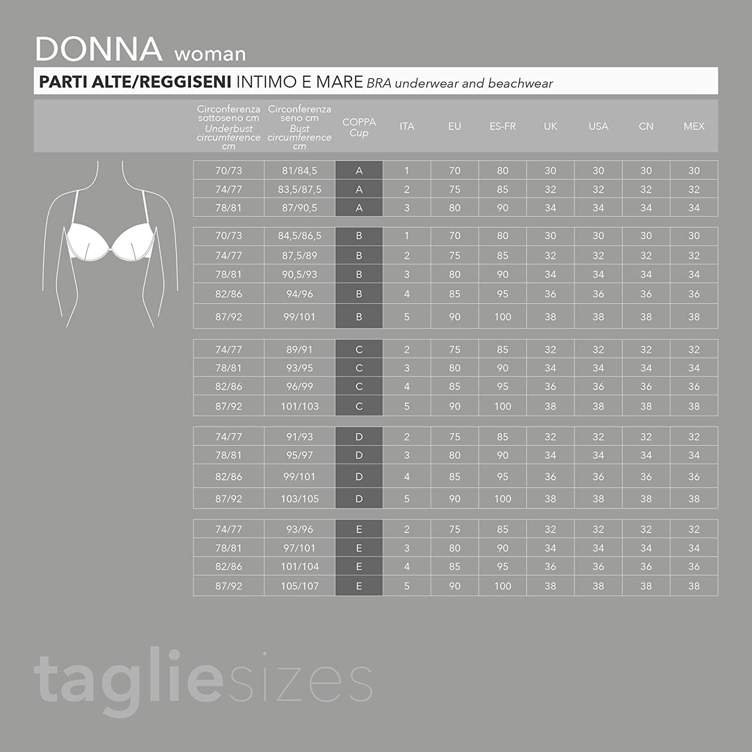 Whatever The Weather YAMAMAY/® Slip Intimo Donna con Elastico