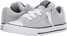 buy online 209a6 8cc1c Wolf Grey Black White. 69. Converse Kids. Chuck Taylor All star ...