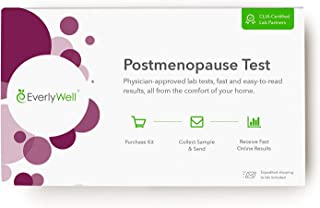 EverlyWell - at-Home Postmenopause Tests - Check in with Key Hormones Levels That May Be Changing as You Age (Not Available in RI, MD, NY, NJ)