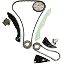 Evergreen TK5049 Timing Chain Kit Fits 06-10 Hyundai Sonata Kia Rondo Optima Forte 2.4L DOHC G4KC