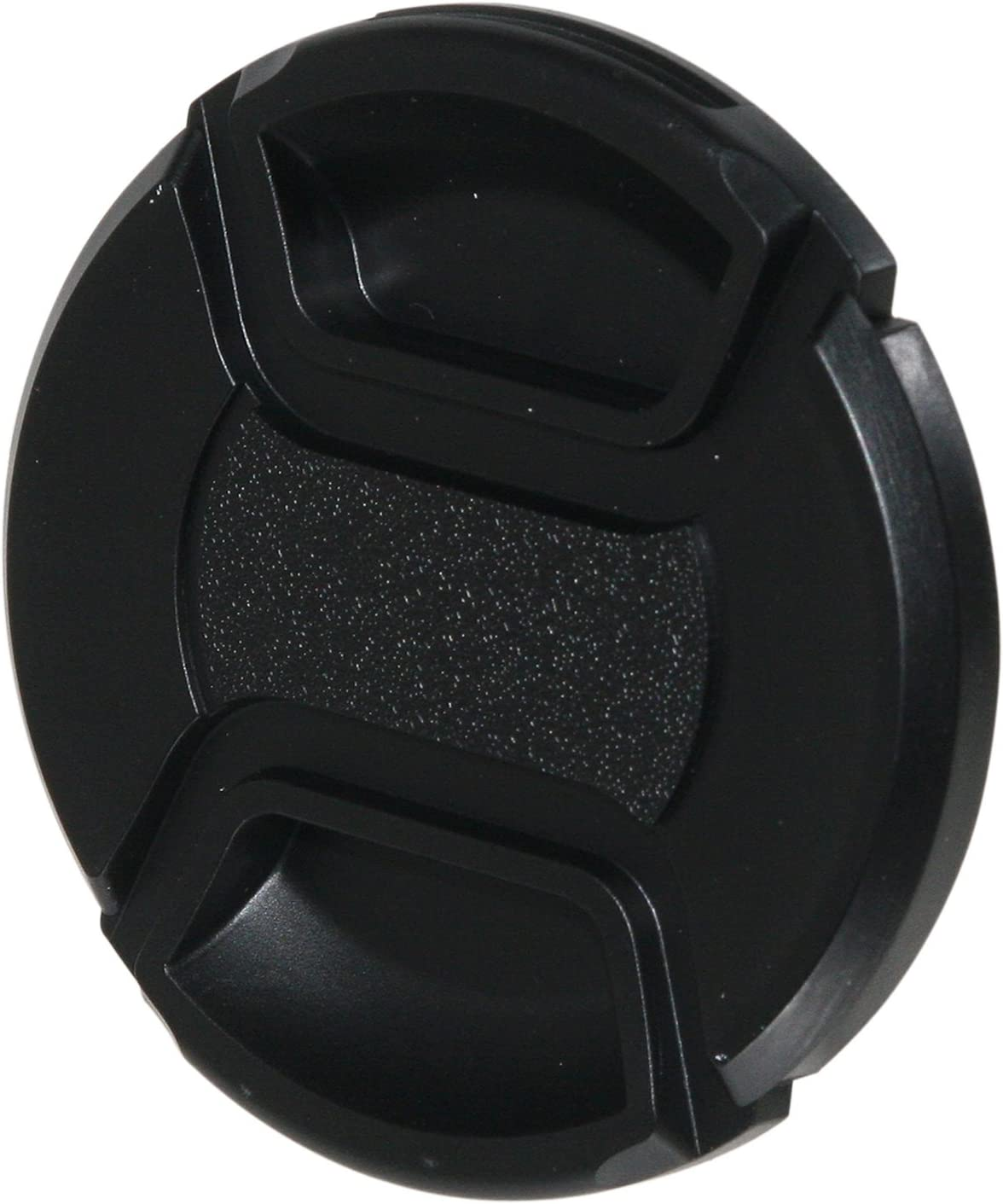 AGFA Max Fashion 68% OFF Snap On Lens Cap with Double-Action Design Spring 55mm APCA