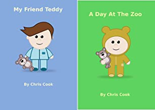My Friend Teddy: Volume 1 (Teddy Bear Books For Children Book) (2 Book Series)