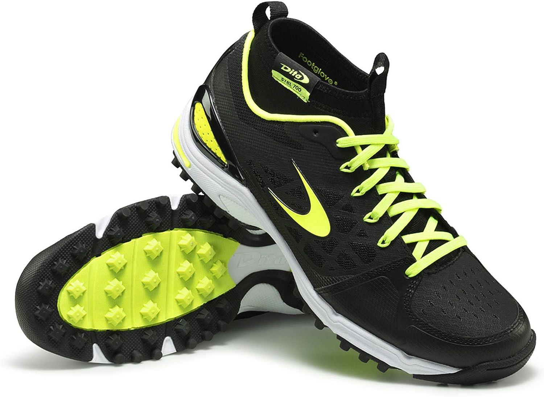Dita STBL 700 Höghandske Hockey Astro skor skor skor - svart  gul skor  känt märke