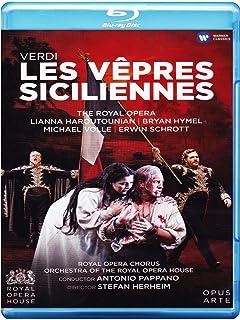 Verdi : Les vêpres siciliennes [Alemania] [Blu-ray]