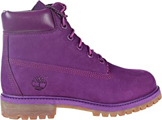 purple timberlands toddler