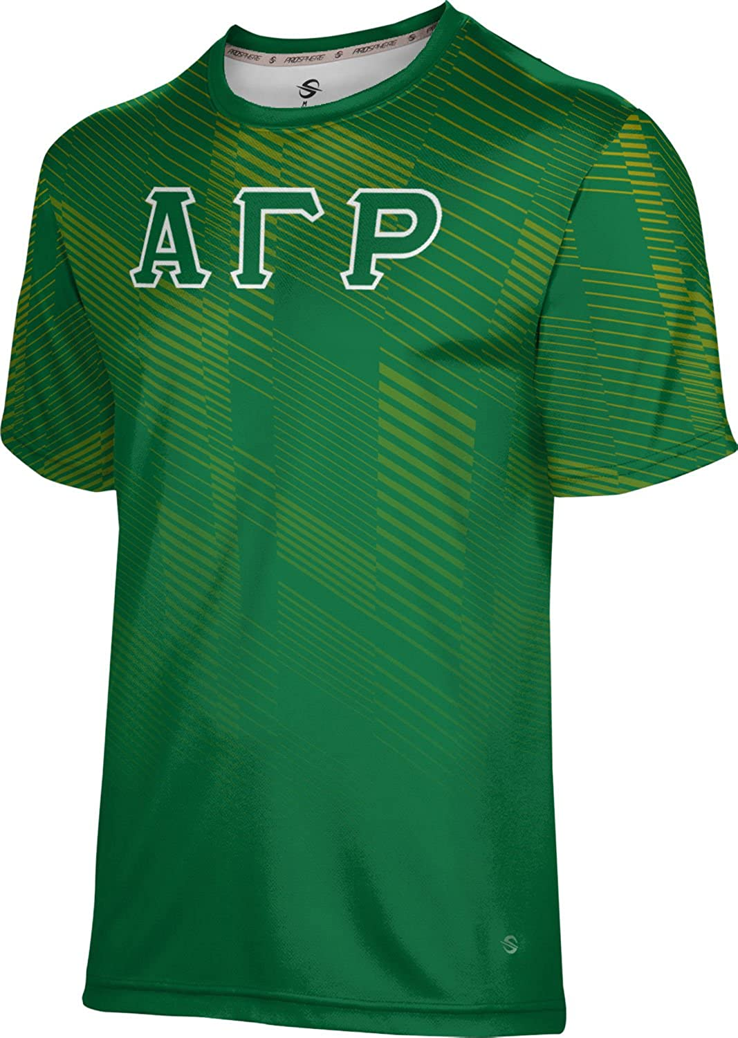 ProSphere Alpha Gamma OFFicial store Rho Men's Bold 29745 Tampa Mall Performance T-Shirt