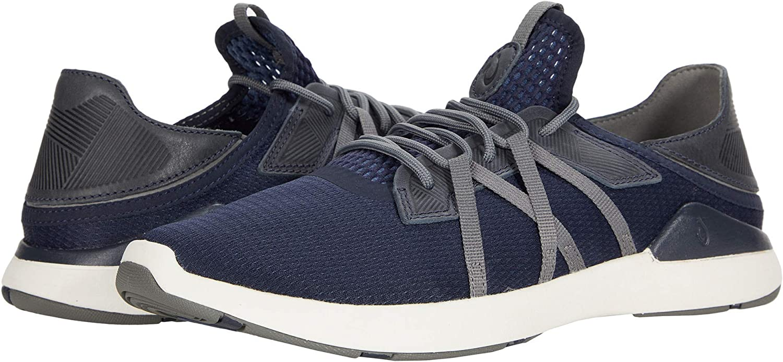 OLUKAI Mio Li Men's online shop Manufacturer OFFicial shop Slip Feel Lightweight On Barefoot Sneakers