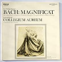 philipp emanuel bach magnificat