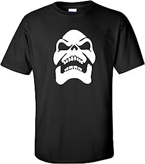 Skeletor He-Man 80s Cartoon Movie Black T-Shirt