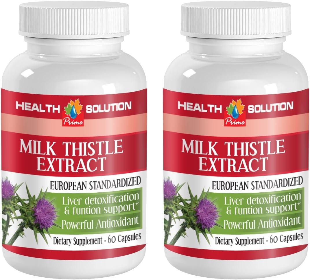 Immune System Tulsa Mall Bargain Support Supplement - Powerful ANTIO Thistle Milk