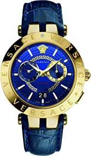 Versace VEBV00219 V-Race Mens Watch Dualtimer