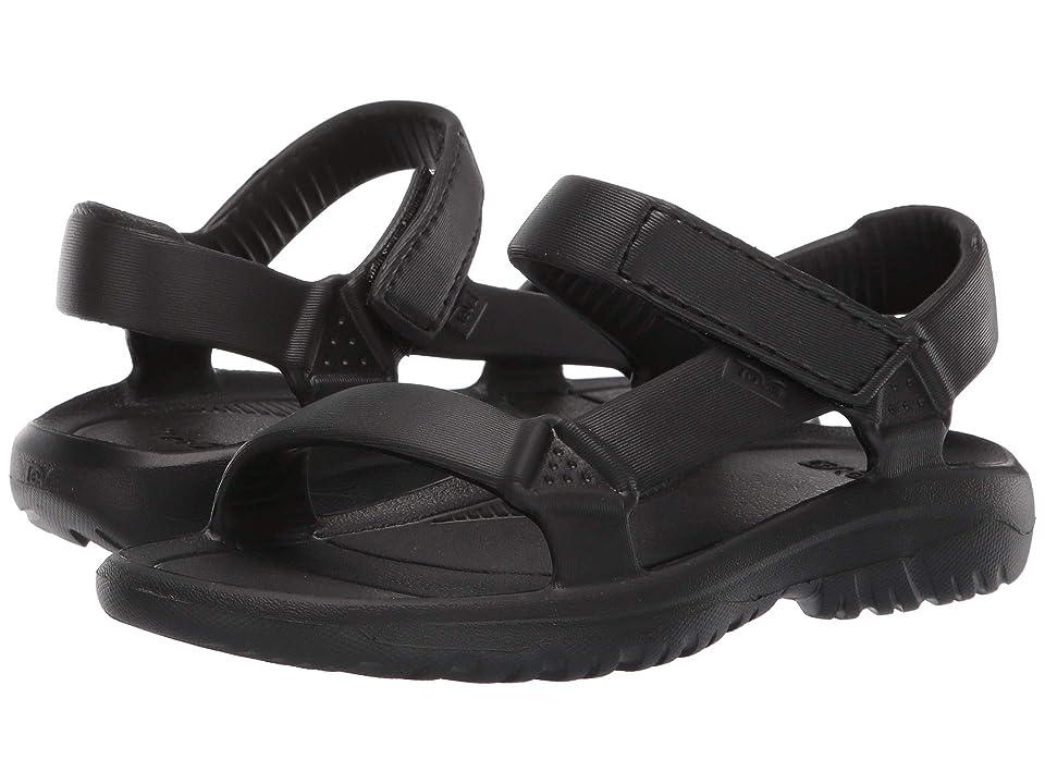 Teva Kids Hurricane Drift (Toddler/Little Kid) (Black) Kids Shoes
