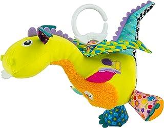 Lamaze 拉玛泽 超级小飞龙 感知音乐色彩探索 婴幼儿启蒙益智玩具