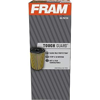 FRAM Tough Guard TG10295-1 15K Mile Change Interval Full-Flow Cartridge Oil Filter