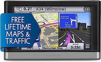 Garmin nuvi 2597LMT GPS portátil de 5 pulgadas Bluetooth con mapas de por vida y tráfico 2597LMT (renovado)