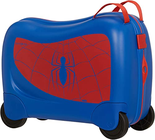 Samsonite Samsonite Dream Rider Disney - Bagage Enfant, 51 cm, 28 L, Bleu (Spider-Man)
