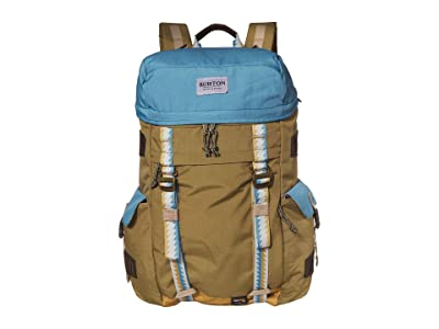 Burton Annex Pack (Martini Olive Triple Ripstop) Day Pack Bags