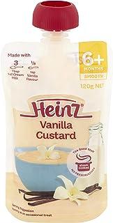 Heinz Vanilla Custard Pouch, 120g