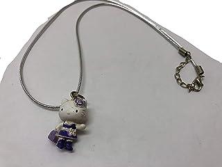3680f4831 Amazon.com: Hello Kitty - Necklaces & Pendants / Jewelry: Clothing ...