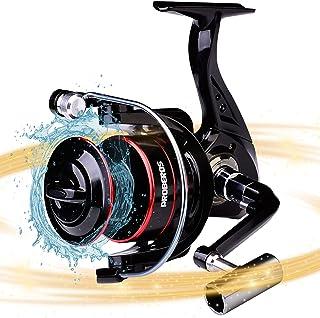 DAMIDEL Ultra Smooth Powerful Metal Frame Fishing Reel,12...