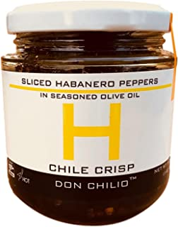 Chile Crisp New Hot-hot Condiment Fried Chili Topping Habanero