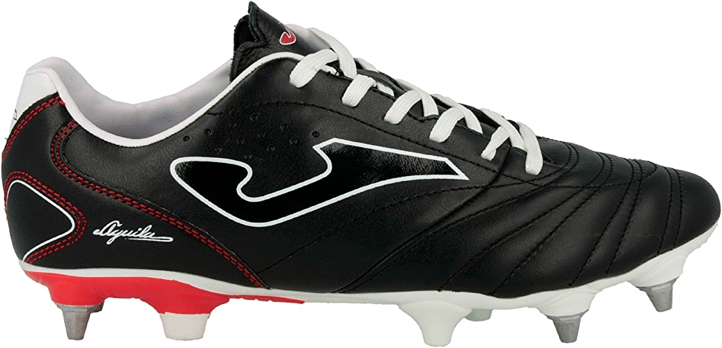 Joma agolw 601_ SG Chaussures Football Aguila Gol 601Soft Ground Noir Chaussure