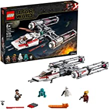 Best LEGO Star Wars: The Rise of Skywalker Resistance Y-Wing Starfighter 75249 New Advanced Collectible Starship Model Building Kit (578 Pieces) Review