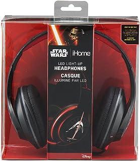 Star Wars Audífonos iHome con Luz Star Wars