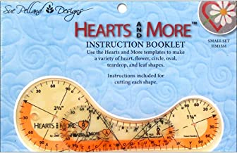 Best 7 inch heart template Reviews