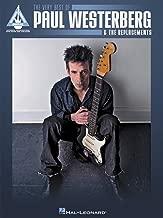 Hal Leonard The Very Best Of Paul Westerberg & The Replacements Guitar Tab Songbook