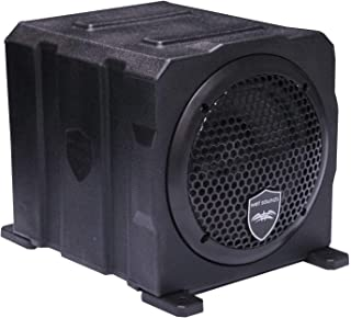 Wet Sounds Stealth AS-6 250 Watts Active Subwoofer Enclosure (Renewed)