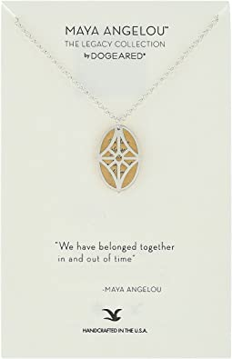 """We Have Belonged Together..."" Double Charm Necklace"