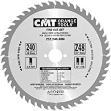 CMT Orange Tools 292.240.48M - Sierra circular 240x2.8x30 z 48 atb 15 grados