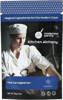 Iota Carrageenan ☮ Vegan ✡ OU Kosher Certified - 50g/2oz