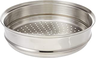 Happycall Stainless Steel Steamer For Alumite Pots, Silver, 24 cm, 3800-1002