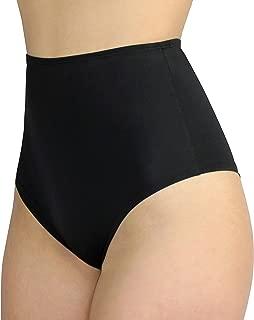Women's Black Raver Cheeky Booty Shorts High Waist Bikini...