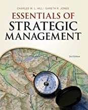 Best essentials of strategic management hill jones Reviews