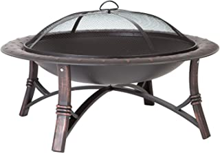 chain fire pit