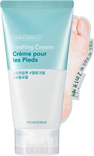 [THEFACESHOP] SMILE FOOT PEELING CREAM