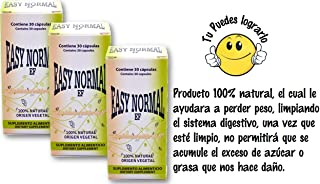 Easy Normal the Original Diet Pill From Mexico 90 Pills